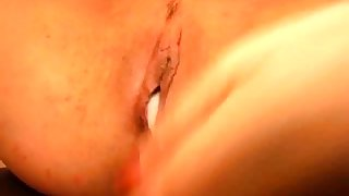 Inexpert adorable flaxen-haired and brunette girls doing blowjob