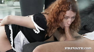 Private.com - Redhead Maid Stasy Riviera Gets Fucked By Boss